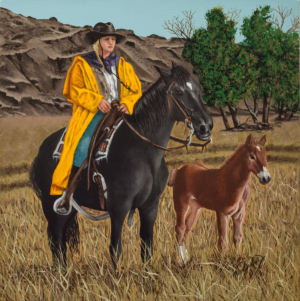Western Painting for Sale